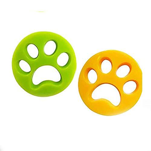 2 Pcs Eliminador De Pelo De Mascotas Para Lavandería, Lavadora De Limpieza Reutilizable, Removedor De Pelo De Mascotas Para Lavadora, Recogedor De Pelo De Mascotas Para Ropa