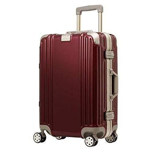 スーツケース キャリーケース キャリーバッグ Mサイズ ダイヤルロック レジェンドウォーカー 5509-57-WR