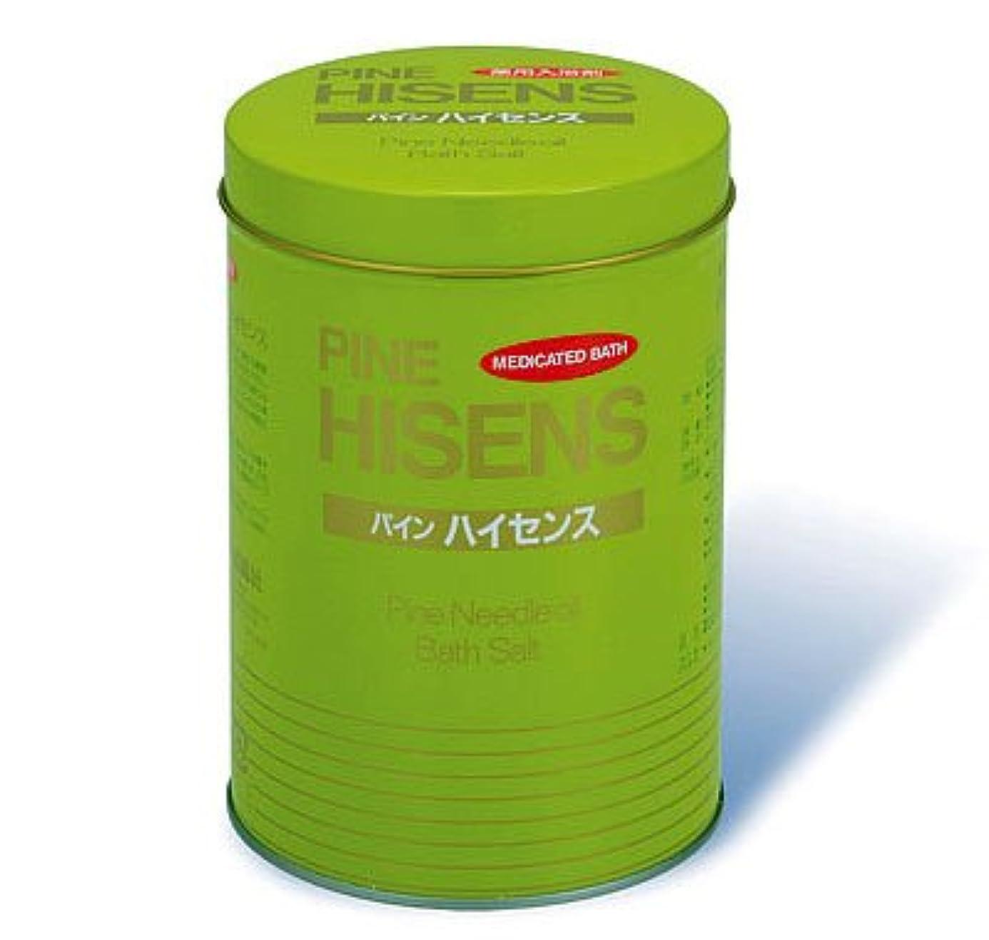 バルブ政治家の最終高陽社 薬用入浴剤 パインハイセンス 2.1kg 1缶