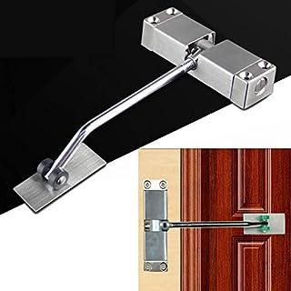 Door Closers - Auto Mounted Spring Door Closer Stainless Steel Adjust Surface Self Closing Door