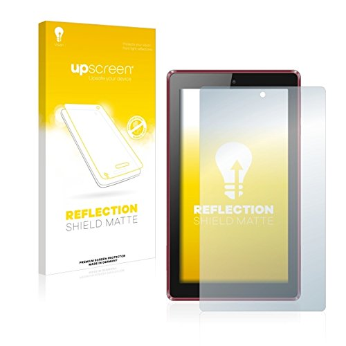 upscreen Reflection Shield Matte Sero 7 Matte Screen Protector 1pc (S) – Screen Protectors (Matte Screen Protector, Hisense, Sero 7, Scratch Resistant, transparent, 1 PC (S))