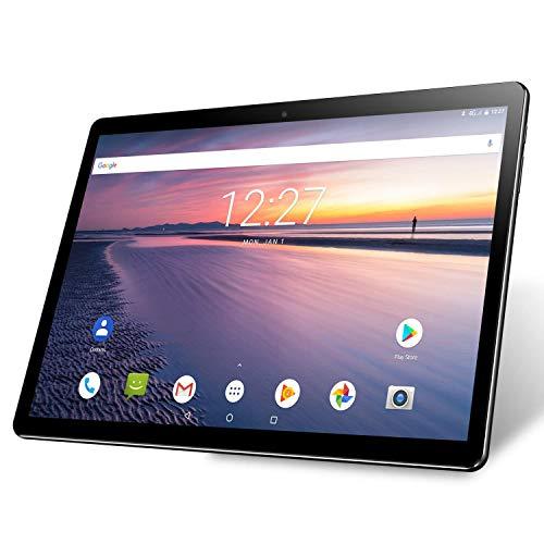 CHUWI Hi9 Air10.1インチタブレットPCゲーム用 2560*1600 解像度 Android 8.0(MT6797 X23)10コア最大2.3GHz IPS 4GB RAM 64GB ROM デュアルSIM 3G LTE WiFi Bluetooth 8000mAhデュアルカメラ、デュアルWi-Fi、Bluetooth、GPS搭載