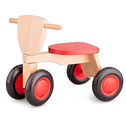 New Classic Toys Toys-11420 Triciclo para niños (1420), Color Madera