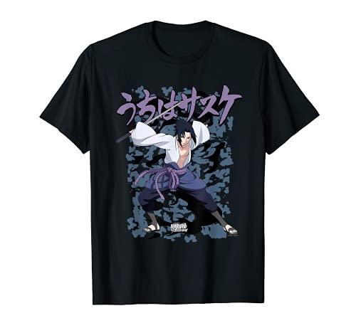 Naruto Shippuden Sasuke Curse T-Shirt