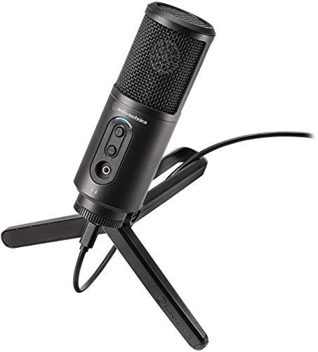 Audio-Technica ATR2500x-USB Cardioid Condenser Microphone