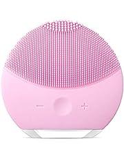 Silicone Detergente viso Spazzola di Pulizia del viso, Sonic Electric Silicone Impermeabile Massaggiatore