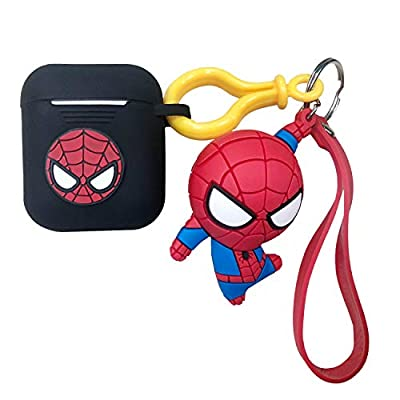 for Airpods Case Cover Silicone, Compatible wit...