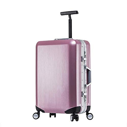 Rosa 2019 Handbagagespinner, voor mannen en vrouwen, uit de kleine koffer, universele fietstas, reislamp, wachtwoord voor de vergrendeling van het slot