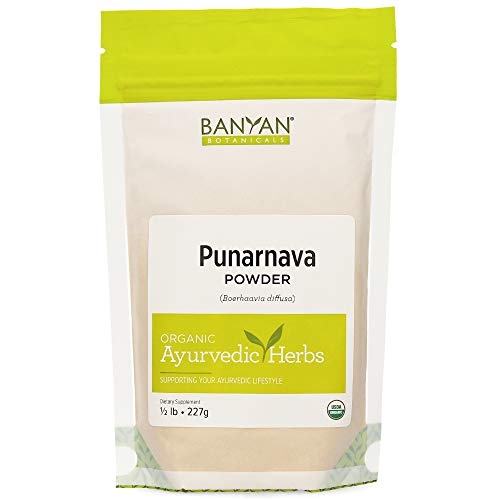 Banyan Botanicals Organic Punarnava…