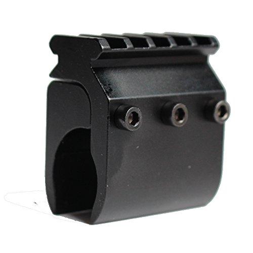 NOGA Adattatore di Base per Montaggio su Guida di Picatinny Weaver da 20 mm Tattico Caccia di Fucile Attacco di Portata del convertitore di Montaggio