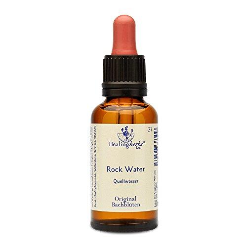 Healing Herbs Bachblüten Rock Water Tropfen, 30 ml
