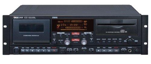 TASCAM CC-222SL Combination CD/cassette Recorder
