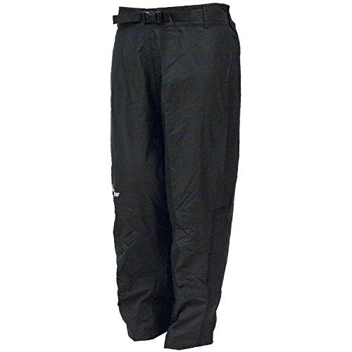 FROGG TOGGS Men's ToadSkinz Waterproof Rain Pant, Black, Large