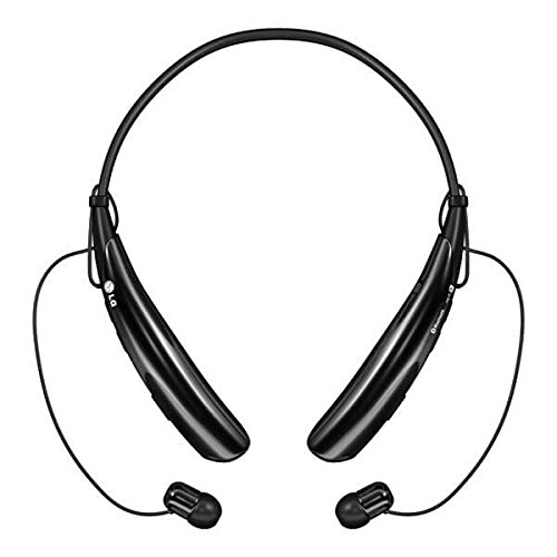 9e05ab5343f Amazon.com: LG Electronics Tone Pro Bluetooth Stereo Headset - Retail  Packaging - Black: LG: Cell Phones & Accessories