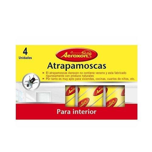 Aeroxon Cinta Moscas Aeroxon X 4 40