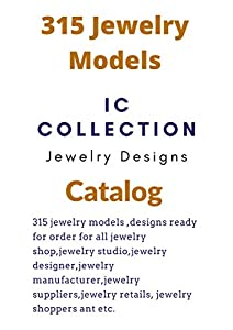 IC 315 Jewelry Designs Collection (English Edition)