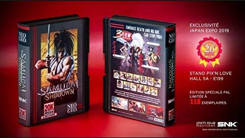 Samurai Shodown [PS4] - Pix'N Love Editions - Edition Limitée 118 exemplaires - Japan Expo 2019 - Boîte NEO GEO