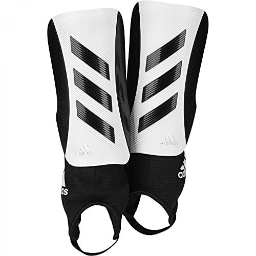 adidas Tiro Training Schienbeinschoner, Weiß/Schwarz, L