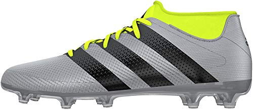 adidas ACE 16.2 Primemesh FG/AG - Fußballschuhe - Herren, Silber, 46