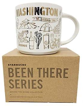 Starbucks Holiday/Christmas Been There Series - Washington State USA 14oz