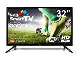 Televisor LED 32' NPG Smart TV Android HD WiFi PVR DVB-T2 Quad Core