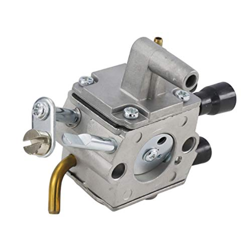 UKCOCO Carburador para Stihl Fs400 Fs450 Fs480 Zama C1q-S34h Recortadora de Hilo Reemplaza Cortador de Cepillo Sopladores Soplador Artesano