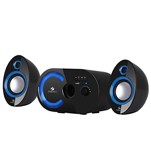 Zebronics Rock Smart Plus Speaker (Black)