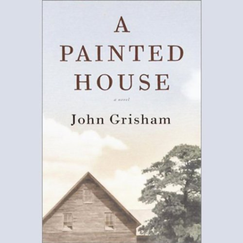 A Painted House audiobook cover art