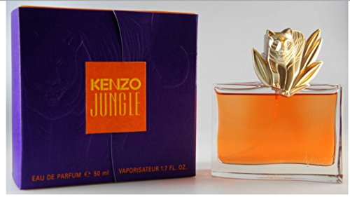JUNGLE TIGER by Kenzo Women EDP Eau de Parfum Spray 50ml
