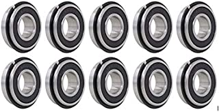 Ultra Smooth Go Kart Snap Ring Wheel Bearings, 5/8