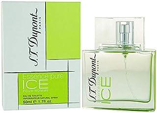 S.T. Dupont Essence Pure Ice Eau de Toilette for Men 50ml