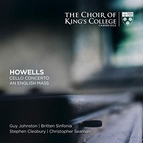 Stephen Cleobury, Choir of King's College, Cambridge, Britten Sinfonia, King's Voices & Donal McCann
