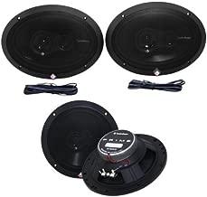 Rockford Fosgate R1693 6x9? Prime Series 3 Way 240 Watt Full-range Car Speakers