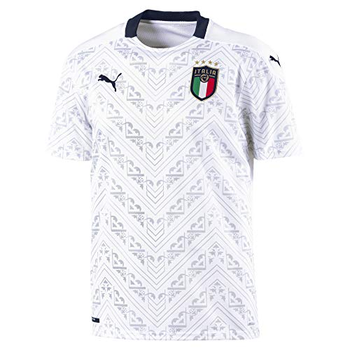 PUMA 2020-21 Italy Away Jersey - White 2XL