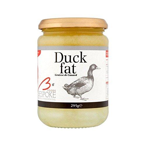 Maßgeschneiderte Lebensmittel Entenfett 295G - Packung mit 2