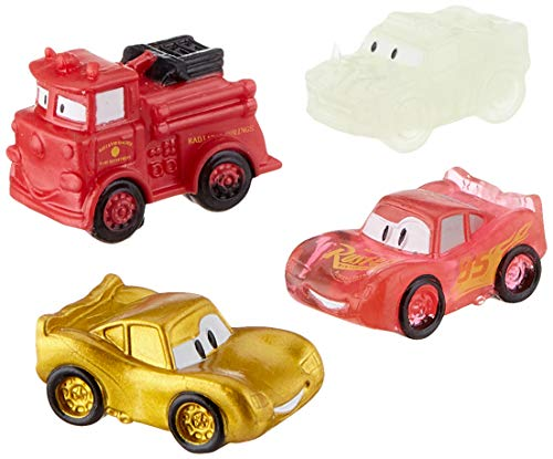 Ooshies Cars 4 Pack - Wave 1