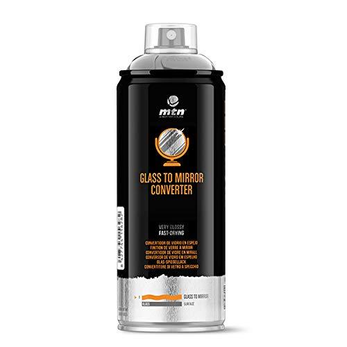 Montana Colors MTN Pro Convertidor de Cristal a Espejo-Spray 400ml, 400