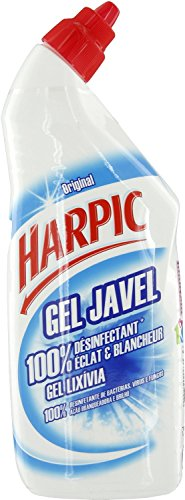 Harpic Gel WC Javel Eclat et Blancheur - 750 ml