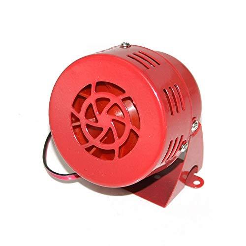 LIUWEI Bocina de sirena de 105 db de 12 V de marcha atrás de alarma de advertencia de alarma de marcha atrás de la bocina de alarma