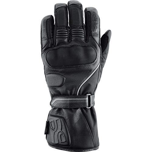 IXS Motorradhandschuhe lang Motorrad Handschuh X-Clinch Viper Damen Handschuh schwarz XL, Tourer, Sommer, Leder
