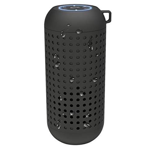 ilive Bluetooth Speaker Waterproof with Amazon Alexa