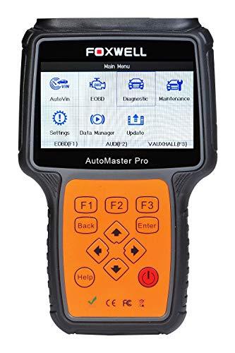 OBD2 FoxWell NT680 Pro - Valise Diagnostic Auto Pro Multi-Marques - Lecture/Effacements défauts -...