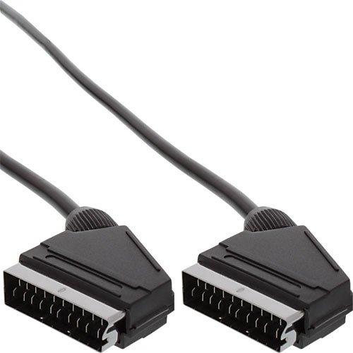 Scart Kabel - 3m [Elektronik]