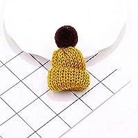 HDSHD ブラックミシン女性のピンブローチブローチ指ぬき針糸お針子エナメルピンデニムジャケットピンバッジギフトジュエリー (色 : B3)