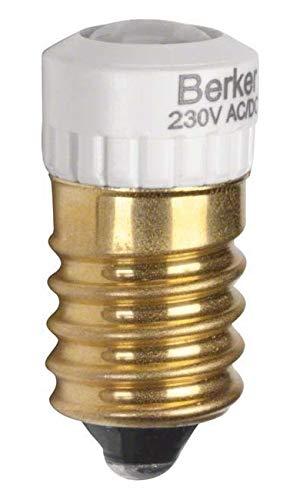 Hager - Lámpara led e14 230v 4,2ma blanco