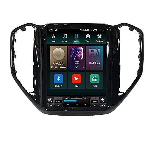 KANGLE-DERI Máquina integrada del navegador de la Pantalla Vertical Que invierte el automóvil de Video, Adecuado para los Modelos Changan CX70 16-18
