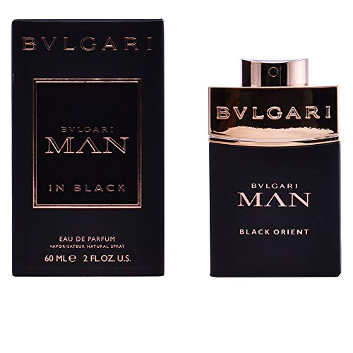 BVLGARI Man in Black Hombres 60 ml - Eau de parfum (Hombres, 60 ml, Aerosol, 1 pieza(s))