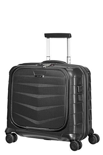 SAMSONITE Lite-Biz - Spinner with USB Port Laptop Rollkoffer, 44 cm, 30 Liter, Black