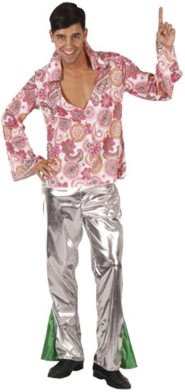 Schlager Kostüm für Herren Gr. M L Schlagerkostüm Disco Outfit B009M65NF0 Ideales Geschenk für alle Gelegenheiten    Züchtungen Eingeführt Werden Eine Nach Der Anderen