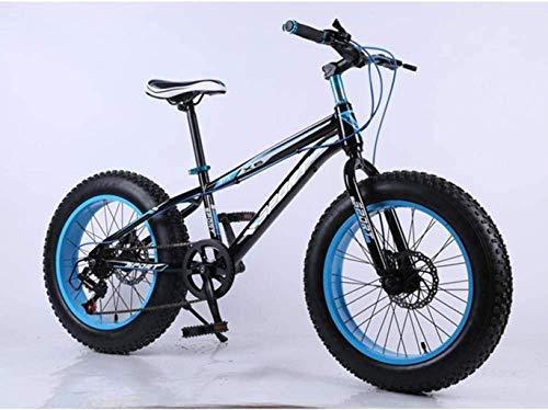 20 '4.0 ancho neumático playa moto de nieve, bicicleta todoterreno de montaña, plegable/cambio/absorción de choque/freno de disco 7-10 fengong